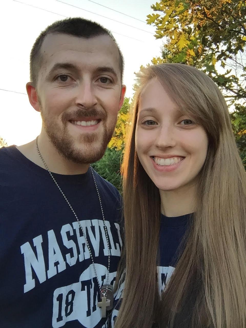 Chris & Gabrielle